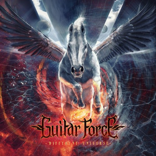 Guitar Force - Different Universe (2016)