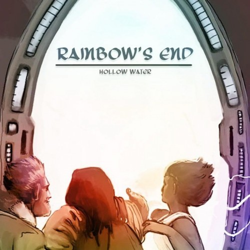 Hollow Water - Rainbow's End (2016)