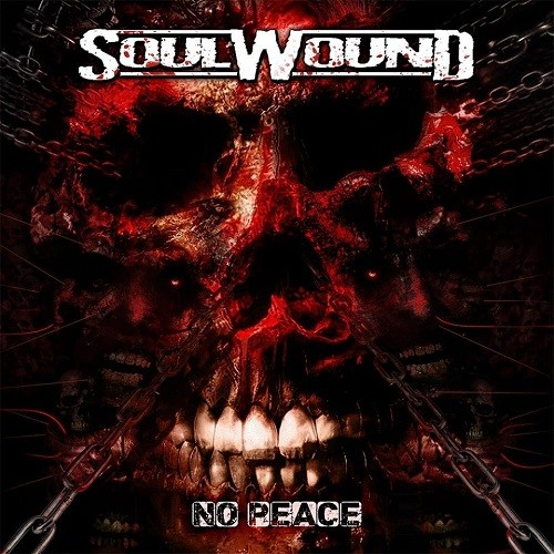 Soulwound - No Peace (2016)