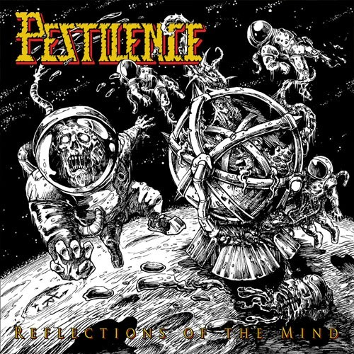Pestilence - Reflections Of The Mind [Compilation] (2016)