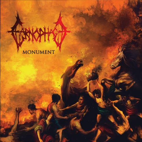 Carnophage - Monument (2016)