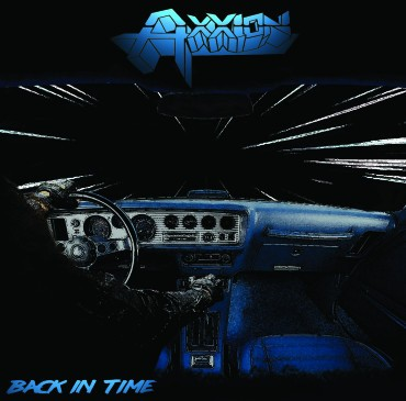 Axxion - Back In Time (2016)