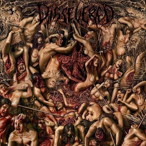Dissevered - Agonized Wails Of Disseverment (2016)