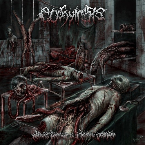 Ecchymosis - Aberrant Amusement In Cadaveric Vomitplay (2016)