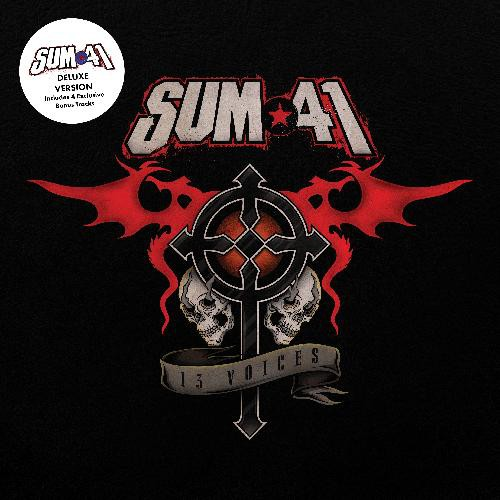 Sum 41 - 13 Voices (Japanese Edition) (2016)