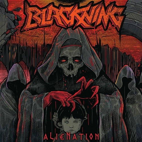 Blackning - Alienation (2016)
