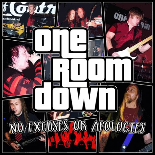 One Room Down - No Excuses Or Apologies (2016)