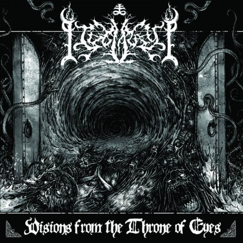 Idolatry - Visions from the Throne of Eyes (2016)