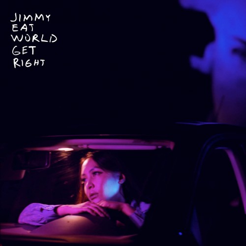 Jimmy Eat World - Get Right (Single) (2016)
