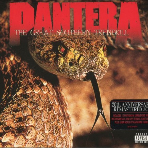 Pantera - The Great Southern Trendkill (20th Anniversary Edition) (2016)