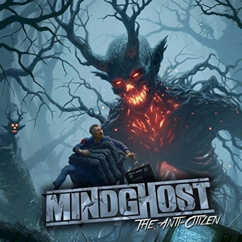 Mindghost - The Anti-Citizen (2016)