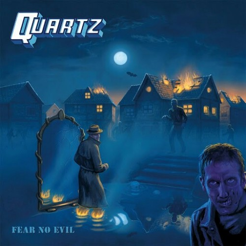 Quartz - Fear No Evil (2016)