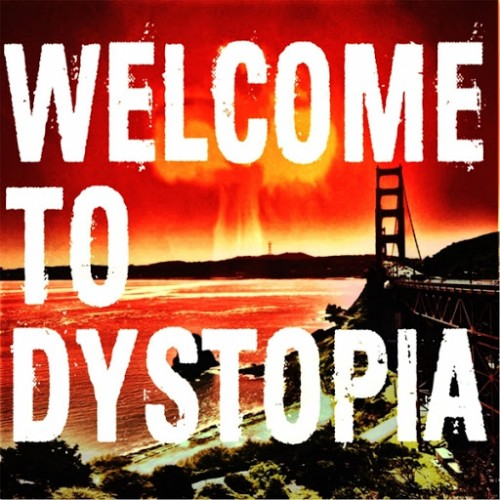 Sets the Flame - Welcome to Dystopia (2016)