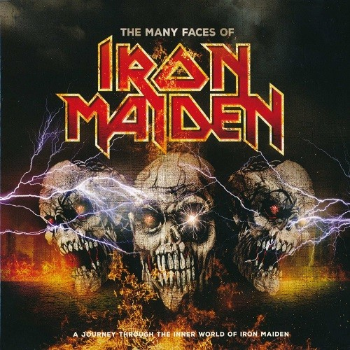 VA - The Many Faces Of Iron Maiden: A Journey Through The Inner World Of Iron Maiden (2016)