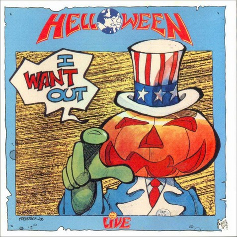 Helloween - Discography (1985 - 2015)