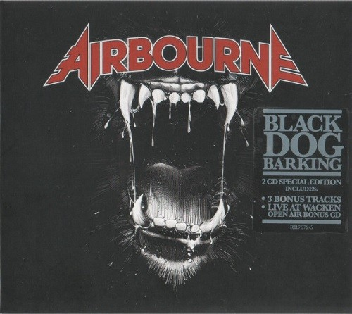 Airbourne - Discography (2004 - 2016)