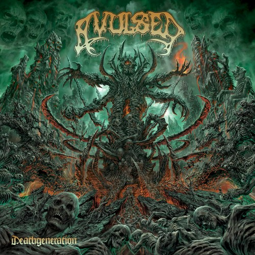 Avulsed - Deathgeneration (2016) [Deluxe Edition]