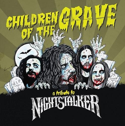 Various Artists - Children Of The Grave - A Tribute To Nightstalker (2016)