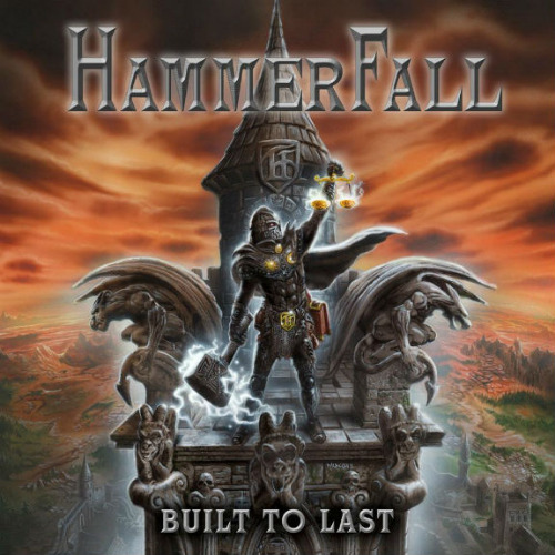 HammerFall - Built to Last (EMP Edition) (2016)