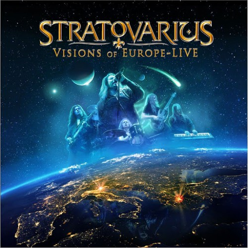 Stratovarius - Visions of Europe (Reissue) (Live) (2016)