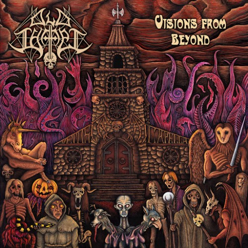 Old Chapel - Visions From Beyond (2016)