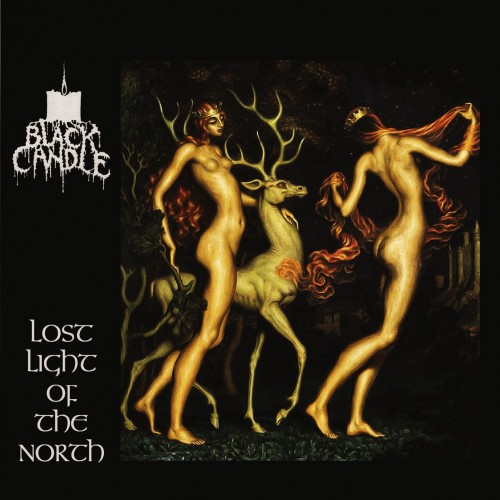 Black Candle - Lost Light Of The North (2016)