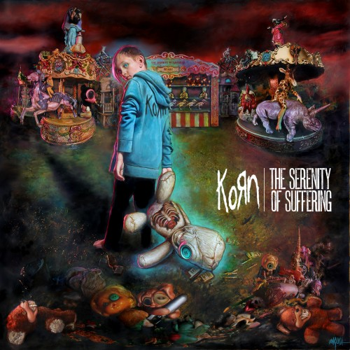 Korn - The Serenity Of Suffering (Japanese Edition) (2016)