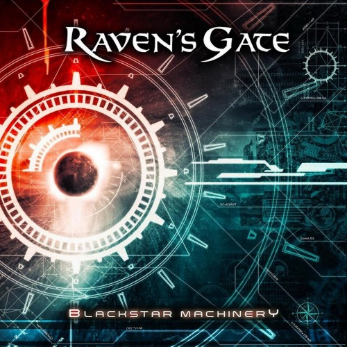 Raven's Gate - Blackstar Machinery (2016)