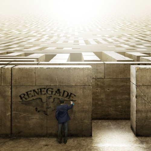 Renegade - Wall Of Memory (2016)