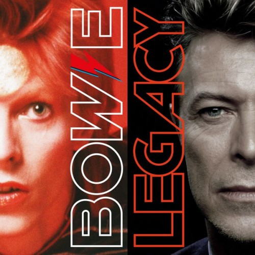 David Bowie - Legacy (The Very Best Of David Bowie) (2016)