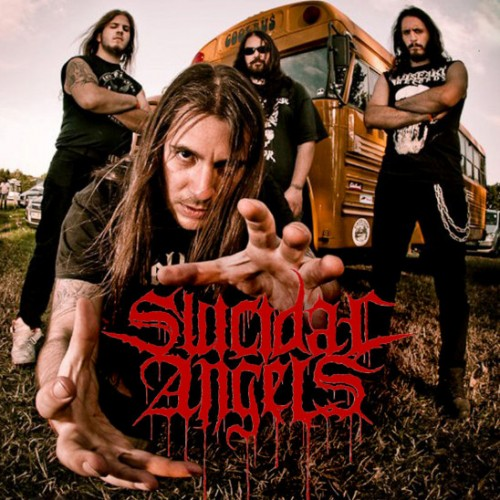 Suicidal Angels - Discography</div></body></html>