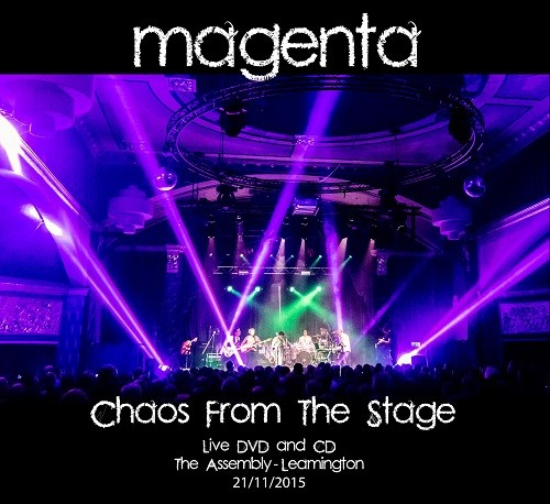 Magenta - Chaos From The Stage (2016)