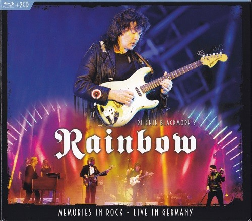 Rainbow - Memories in Rock: Live In Germany (2016) (BDRip 720)