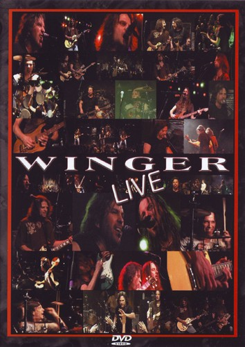 Winger - Discography (1988 - 2014)