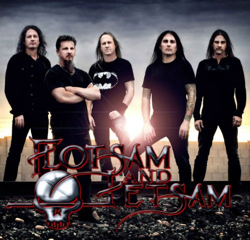 Flotsam and Jetsam - Discography (1985 - 2019)