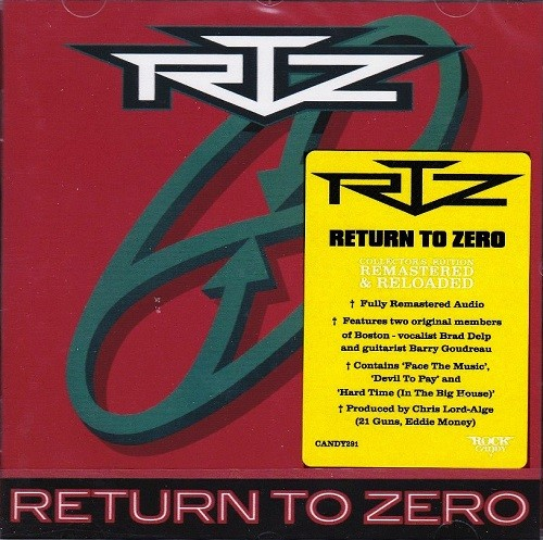 RTZ - Return To Zero (Rock Candy Remastered) (2016)