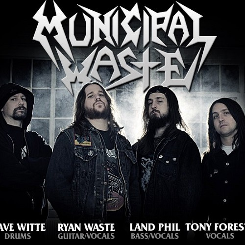 Municipal Waste - Discography (2001 - 2019)