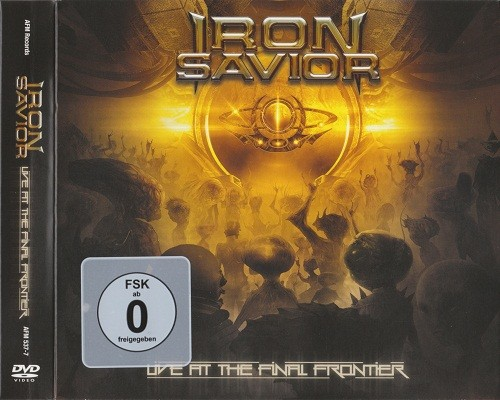 Iron Savior - Live At The Final Frontier (DVDRip) (2015)