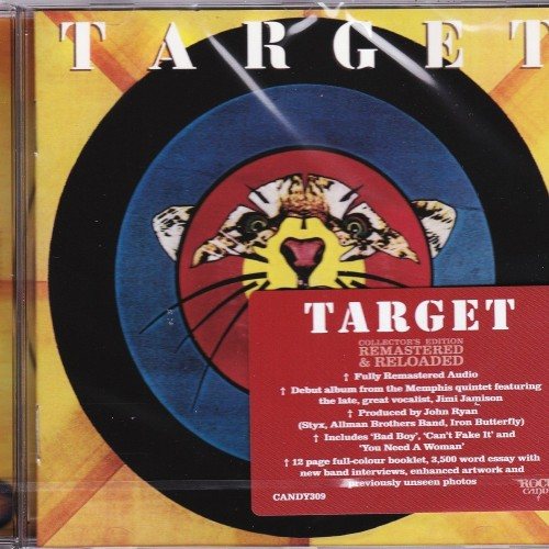 Target - Target (2016) (Rock Candy Remastered)