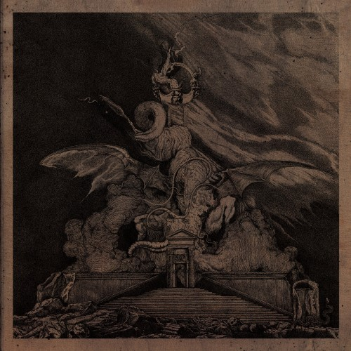 Shaarimoth - Temple of the Adversarial Fire (2017)