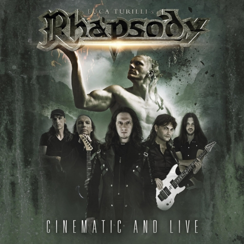 Luca Turilli's Rhapsody - Prometheus - Cinematic and Live (2016)