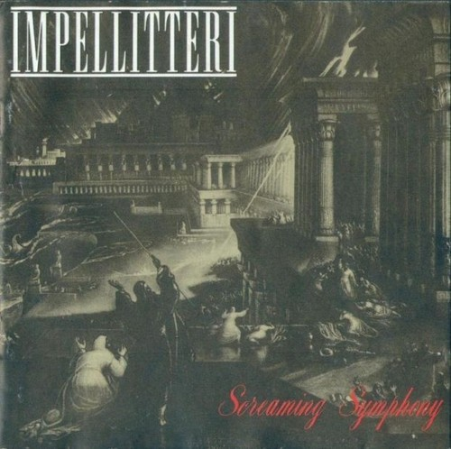 Impellitteri - Discography (1987-2015)