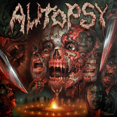 Autopsy - Discography (1987-2014)