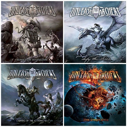 Unleash The Archers - Collection (2009-2015)