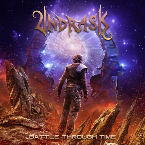 Undrask - Battle Through Time (2017)