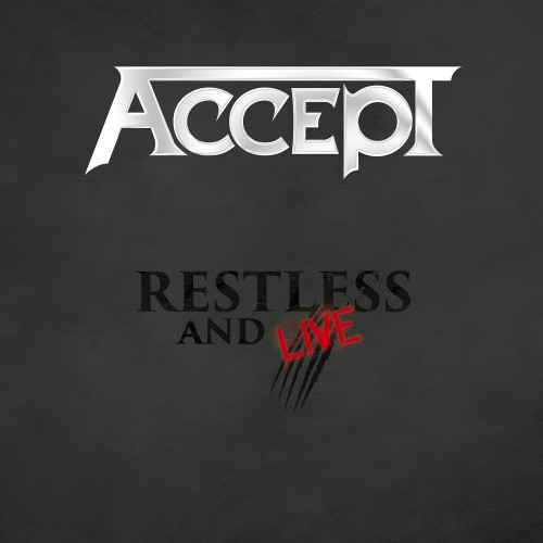 Accept -­ Restless ­And Live (­2CD) (2017) + DVD