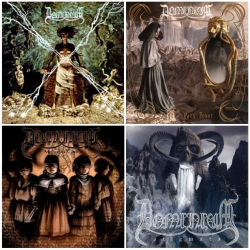 Dominium - Discography (2000-2003)