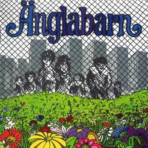 Anglabarn - Anglabarn [Reissue 2009] (1973)