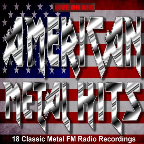 Various Artists - FM Radio American Heavy Metal Hits (2016)