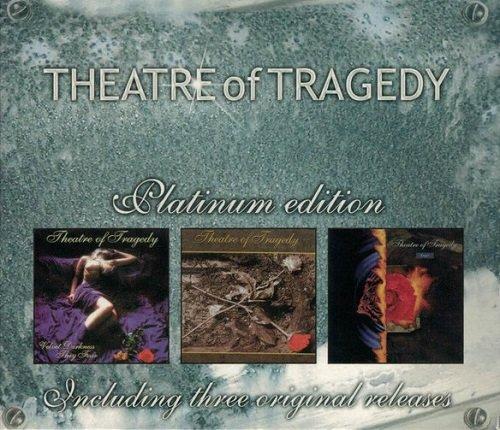 Theatre of Tragedy - Platinum Edition (BoxSet) (2004)